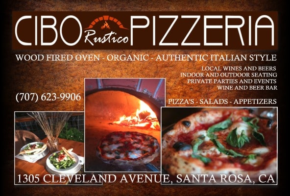 Best Pizza & Italian Restaurant in Santa Rosa, CA